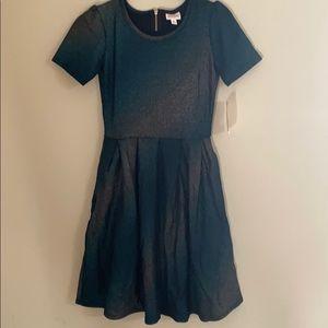 Amelia dress elegant holiday lu la roe new
